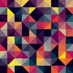 Graphic pattern: Back Kitchen wall w/ wood?