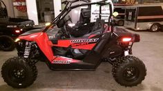 """New 2015 Arctic Cat Wildcatâ""""¢ Sport ATVs For Sale in Wisconsin. The minimum operator age of this vehicle is 16 with a valid driver's license. Dimensions: - Wheelbase: 84.6 in. (214.9 cm)"""