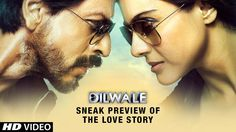 Dilwale | Sneak preview of the love story | Kajol, Shah Rukh Khan, Kriti...