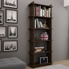 Shop Wayfair for all the best Standard Bookcases. Enjoy Free Shipping on most stuff, even big stuff.
