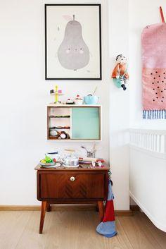my scandinavian home: A charming Copenhagen children's bedroom