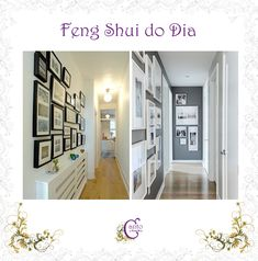 Canto do Feng Shui by Cris Ventura Feng Shui, Gallery Wall, Frame, Home Decor, Environment, Ideas, Runners, Houses, Pictures