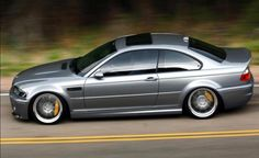 BMW E46 M3 #Cars #Speed #HotRod