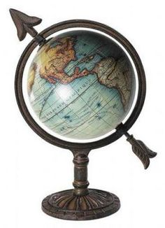 Globe - Cool, I have this one, too :-)