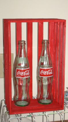Must try - I have ten plus vintage Coca Cola bottles chilling around my apartment...