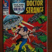 Doctor Strange #141 Marvel 2017 Panini Trading Card