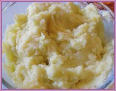 Purè di patate al microonde