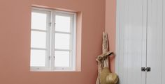 INTERIOR Every season I write about the latest colours from the paint manufacturer Jotun . Room Colors, Wall Colors, Colours, Latest Colour, Modern Kitchen Design, Color Inspiration, Color Schemes, Blush, Warm