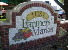 Flint Farmers' Market Pin to Win: Michigan in Love #PureMichigan  I can not tell you how much I love the Farmers Market I had my first job here and my Uncle sells produce here.