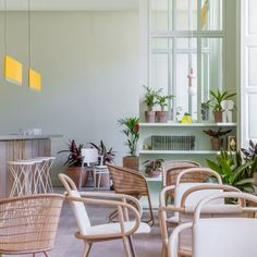 Eden Locke hotel interior by Grzywinski + Pons, Edinburgh » Retail Design Blog