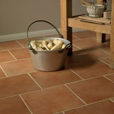 Terracotta - Orange & Terracotta - Shop by colour - Wall & Floor Tiles | Fired Earth