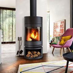 Skantherm Emotion Wood Heater