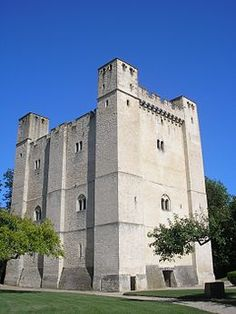 Castles, Châteaux, and Fortresses - Content concerning historic fortifications and palaces. Château Fort, Fortification, High Quality Images, Notre Dame, Medieval, Places To Visit, Mansions, House Styles, Building