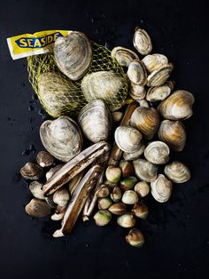 Food | Martha Stewart Living | -Clams | Marcus Nilsson