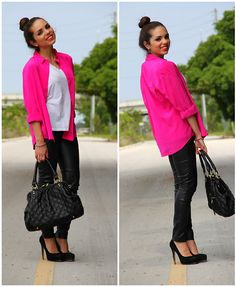 Vitage Shirt, Forever 21 Pants, Mimi Boutique Bag, Steve Madden Shoes
