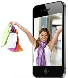 Studie: Mobiles Shopping findet in Wahrheit von zu Hause aus statt - http://www.onlinemarktplatz.de/47583/studie-mobiles-shopping-findet-in-wahrheit-von-zu-hause-aus-statt/