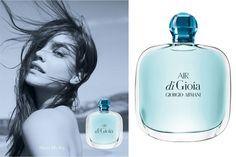 Giorgio Armani Air di Gioia Perfume floral chypre