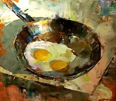 Keene Wilson - Page - Palette Knife Painting