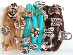 Nieuw: Modi Armbanden! www.kralenboutiquemonique.com
