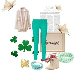 St. Patrick's day fashion
