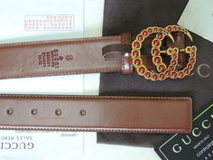 GUCCI Original 2018-06-08-2228 Whatsapp:86 18059955283 Louis Vuitton High Tops, Cartier, Latest Fashion, Chloe, Gucci, Belt, Accessories, Style, Mont Blanc