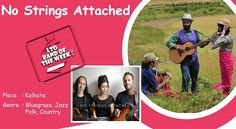 Good Artists and Music really come with No Strings Attached !!  This week's Localturnon Band of the week from #kolkata tugs at d heart strings of everyone who hears them & yet they call themselves No Strings Attached . Read about their journey on our #LTO #BLOG !  To book No Strings Attached log @ www.localturnon.com/bookings  #turn #on #music || #turnon #happiness || #turn-on #life !