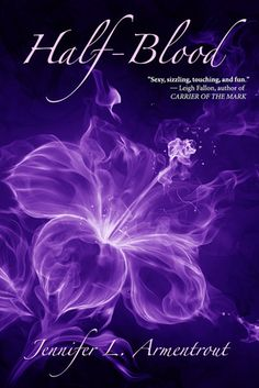 Paper Bindings - review - Half Blood (Covenant #1) by Jennifer L. Armentrout - DNF