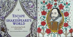 Escape to Shakespeare's World: A Colouring-book Adventure – A Review