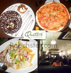 Quattro at Lower Parel - Amazing Italian!