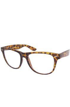 ca21d15d118 Tortoiseshell Geek Glasses Geek Glasses