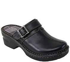 Eastland Leather Clogs - Mae