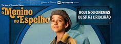 CULTURA SCHICK: O MENINO NO ESPELHO - cinema