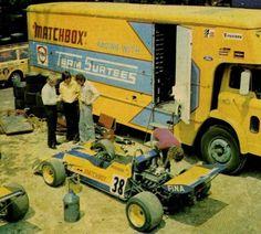 Team Norev Racing / Bs Fabrications - 1976 #38 Henri Pescarolo - Surtees TS19