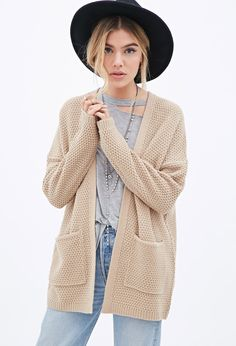Classic Knit Cardigan | FOREVER21 - 2000117153