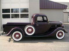 1937 Ford 1/2-ton Pickup