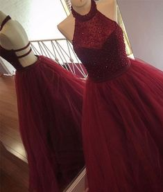 Custom+made+burgundy+tulle+sequin+long+prom+dress,+cute+evening+dress+for+teens  1:FOR+CUSTOM+SIZE+What+MEASUREMENTS+ARE+NEEDED+FOR+CUSTOM+MADE+DRESS?  (1).+For+long+dress+ Shoulder+to+shoulder:+_______cm/inches+ Bust____cm/inches+ Waist___cm/inches+ Hips____cm/inches+ Hollow+to+floor+wi...