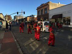 Holly Days in downtown Hillsboro. Oregon, Street View, Future, Day, Future Tense