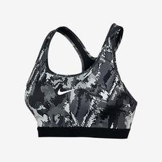 Nike Pro Classic Padded Women's Graphic Medium Support Sports Bra