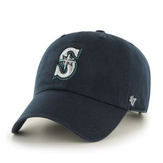 3a173b74ec881 Seattle Mariners Clean Up Home 47 Brand Adjustable Hat