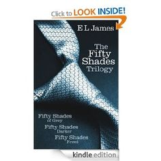 Finally finished them all!   Fifty Shades Trilogy: Fifty Shades of Grey / Fifty Shades Darker / Fifty Shades Freed - They weren't that bad, and there is a storyline in there, just forget the hype and read would be my advice!