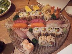 Sushi Bar in Maximilianstrasse - wonderful place and great sushi!