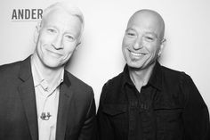 'Anderson Live' Photo Booth Gallery #AndersonLive @andersontv #photobooth #Fun #Smile #Howie #Anderson