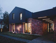 Dom w Warszawie / Włodek Sidorczuk – Comdesigne – nowoczesna STODOŁA | wnętrza & DESIGN | projekty DOMÓW | dom STODOŁA
