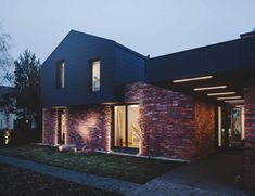 Gallery of City Home with a Touch of Fibonacci / Wlodek Sidorczuk - Comdesigne - 6