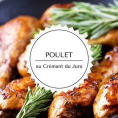 Fricassée de poulet au Crémant du Jura | Wines of Jura