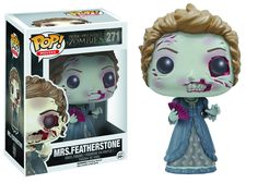 """""""It is a truth universally acknowledged that a zombie in possession of brains must be in want of more brains."""" So begins the Jane Austen/zombie mash-up Pride and Prejudice and Zombies, now adapted to"""