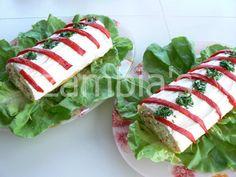 Κοτοσαλάτα σε Ρολό, Συνταγές για Κοτοσαλάτα, Κοτοσαλάτα Kitchen Stories, Caprese Salad, Recipes, Food, Meal, Rezepte, Essen, Insalata Caprese, Recipies