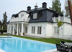 Bygga herrgård - med Gripsholmshus blir drömmen sann