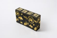 4g Napolitain Chocolates for Marou on Packaging of the World - Creative Package Design Gallery