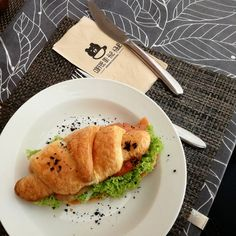 Salmon Croissant makes everything better  Enjoy this delicious breakfast with a heart-warming 3D Coffee Art right at Coffee on the Table (Penang)  #3dartcoffee #coffeelover #coffeeonthetable #Georgetown #Penang #coffee #cafe #foodie #chillout #coffee #coffeequote #coffeeart #coffeeholic #coffeebreak #coffeeaddict #foodporn #foodink #foodpic #foodgram #foodgraphy #foodcoma #foodtruck #foodtrip #flatlay #cafe #cafehopping #cafehopmy #instalike #instafollow #coffeeflatlay